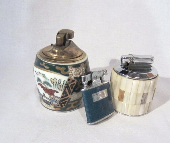 Vintage Colibri Lighter 20
