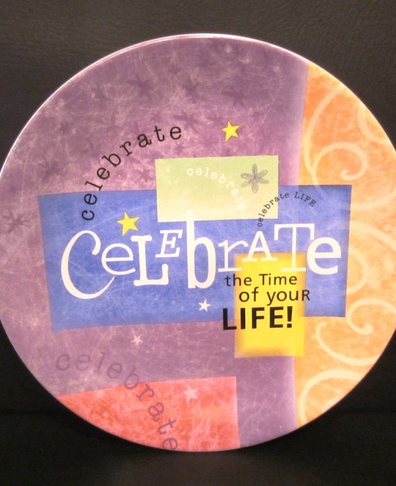 Hallmark Kansas City Celebrate The Time Of Your Life Collector Plate