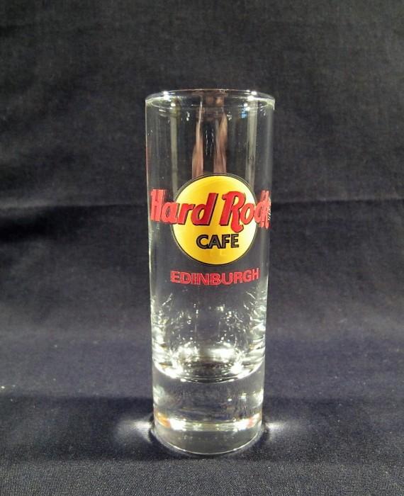 Hard Rock Café EDINBURGH Shot Glass